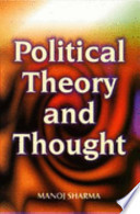 Political Theory And Thought
