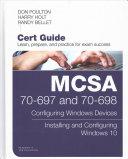 MCSA 70-697 Cert Guide