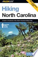 Hiking North Carolina Book