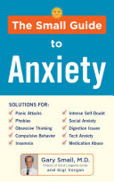 The Small Guide to Anxiety Pdf/ePub eBook