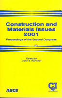 Construction and Materials Issues 2001