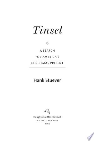 Download Tinsel Free Books - eBookss.Pro
