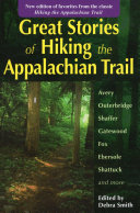 Pdf Great Stories of Hiking the Appalachian Trail Telecharger