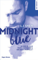 Midnight blue Book