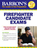 Barron's Firefighter Candidate Test, 8th edition