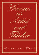 Woman as Artist and Thinker
