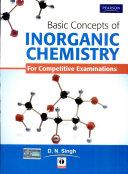 Basic Concepts Of Inorganic Chemistry