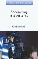 Pdf Screenwriting in a Digital Era Telecharger