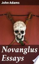 Novanglus Essays