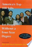 America's Top 100 Jobs for People Without a Four-year Degree
