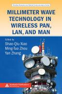 Millimeter Wave Technology in Wireless PAN, LAN, and MAN Pdf/ePub eBook