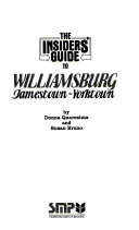 Insiders' Guide to Williamsburg, Virginia