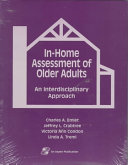 In Home Assessment Of Older Adults Book PDF