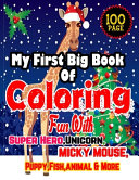 My First Big Book of Coloring Book