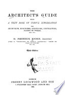 The architect s guide