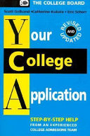 Your College Application