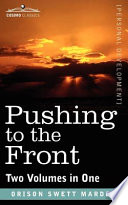 Pushing To The Front Two Volumes In One