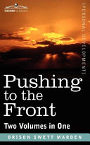 Pushing to the Front (Two Volumes in One) Pdf/ePub eBook
