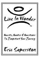 Live in Wonder
