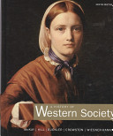 A History of Western Society   Atlas of Western Civilization Book
