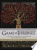 Game of Thrones  A Guide to Westeros and Beyond