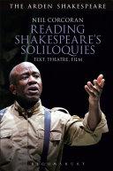 Reading Shakespeare's Soliloquies [Pdf/ePub] eBook
