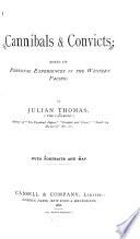 Cannibals   Convicts Book