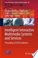 Intelligent Interactive Multimedia Systems and Services Book