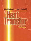 A Heat Transfer Textbook