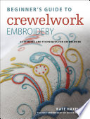 Beginner s Guide to Crewelwork Embroidery Book PDF