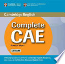 Complete Cae Student S Book Pack Student S Book With Answers With Cd Rom And Class Audio Cds 3
