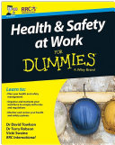 Pdf Health and Safety at Work For Dummies