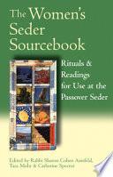 The Women S Seder Sourcebook