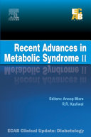 Recent Advances in Metabolic Syndrome – II - ECAB