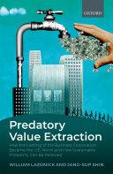 Predatory Value Extraction [Pdf/ePub] eBook