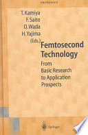 Femtosecond Technology Book