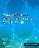 Nanomaterials Design for Sensing Applications Book