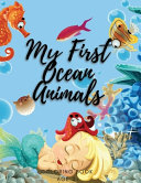 Sea Creatures and Ocean Animals Coloring Book for Kids Ages 4 8