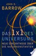 Das 1 x 1 des Universums