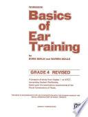 Basics of Ear Training  Grade 4