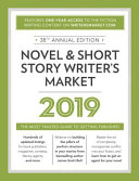 Novel and Short Story Writer's Market 2019