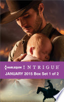 Harlequin Intrigue January 2015 - Box Set 1 of 2