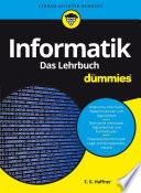 Informatik fÃ1⁄4r Dummies, Das Lehrbuch