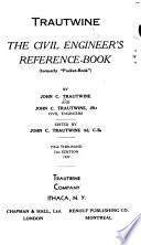 ... The Civil Engineer's Reference Book (formerly