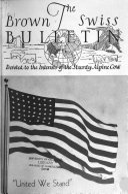 The Brown Swiss Bulletin