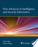 New Advances In Intelligence And Security Informatics Book PDF