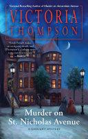 Murder on St. Nicholas Avenue Pdf/ePub eBook
