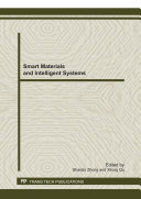 Smart Materials and Intelligent Systems, SMIS2011