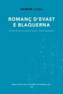 Romanç d'Evast e Blaquerna
