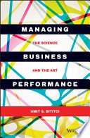 Managing Business Performance